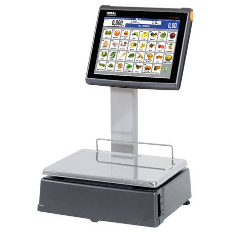 Self-service scales Dibal D-900 Series