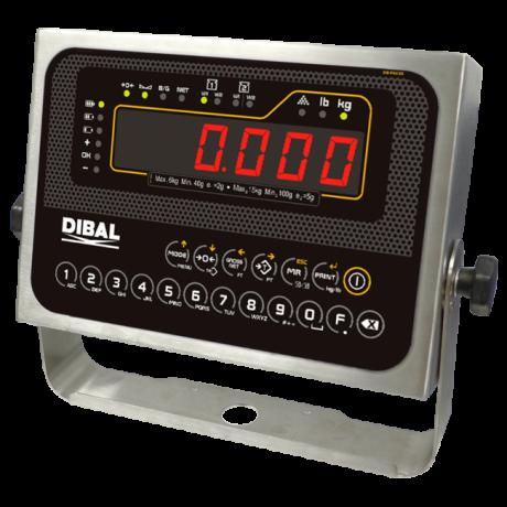 Weight indicators Dibal DMI-620 Series