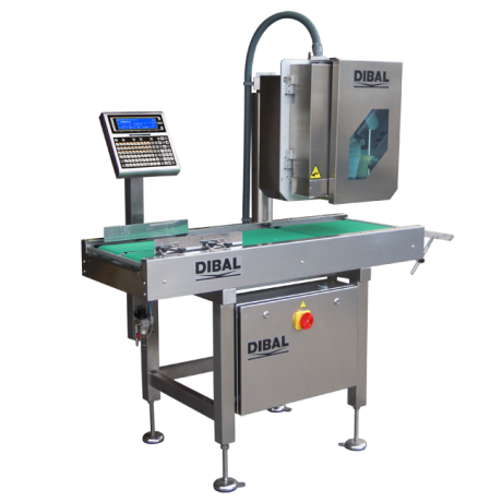 Automatic Labellers Dibal LS-3000 Series