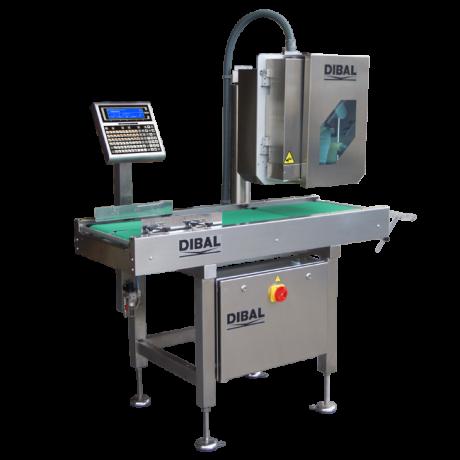 Etiquetadoras automáticas Dibal Serie LS-3000