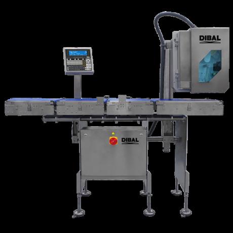 Etiquetadoras automáticas Dibal Serie LS-4000+