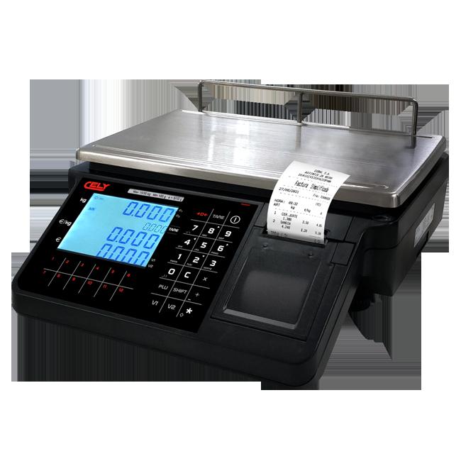 Кассовые весы PI-150 Dibal
