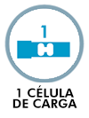 1 célula de carga