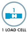1 load cell