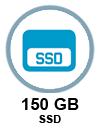 150 GB SSD