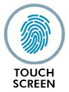 TFT touch screen