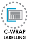 C-wrap labelling