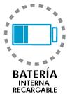 Batería interna recargable en modelo G-305 B