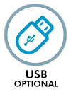 USB OPTIONAL