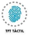 TFT táctil