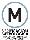 Verificación metrológica opc./inclu.