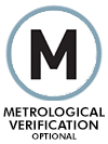 Metrological verification (M)