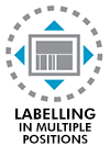 Labelling in multiple positions