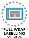 "Etiquetado ""full wrap"""