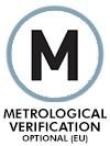 Optional metrological verification