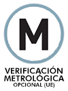 Verificación metrológica opcionalVerificación metrológica opcional