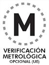 Verificación metrológica (M)