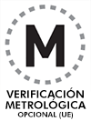 Verificación metrológica opcional en algunas PS-50