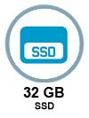32 GB SSD