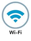 Wi-Fi incluido