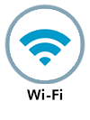 Wi-Fi included