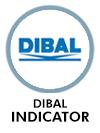 Dibal indicator