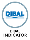 Dibal indicator