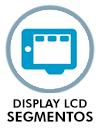 Display LDC segmentos