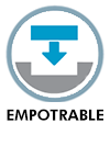 Empotrable