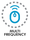 Multi frequency