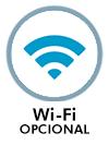 Wi-Fi opcional