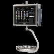 Balanza PC colgante con pantalla táctil e impresora de etiquetas Dibal CS-1155 C 15+7.