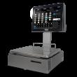 Balanzas PC para mostrador Dibal Serie CS-2200