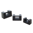 Rectangular M1 - M2 test weights