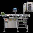 Pesaje y etiquetado automático para productos esféricos
