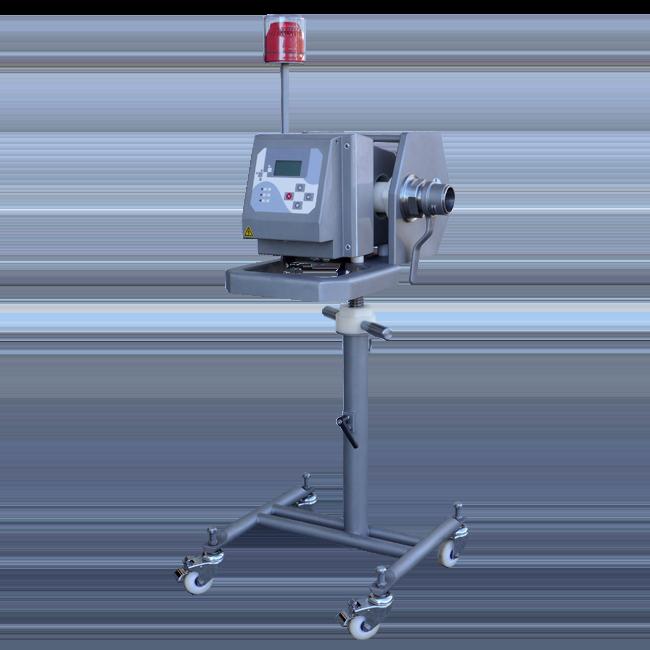 Detectores de metales para embutidora Dibal